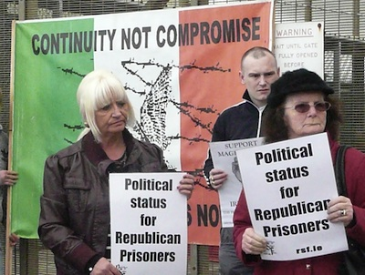 CIRA prisoners suspend Maghaberry protest - Irish ...